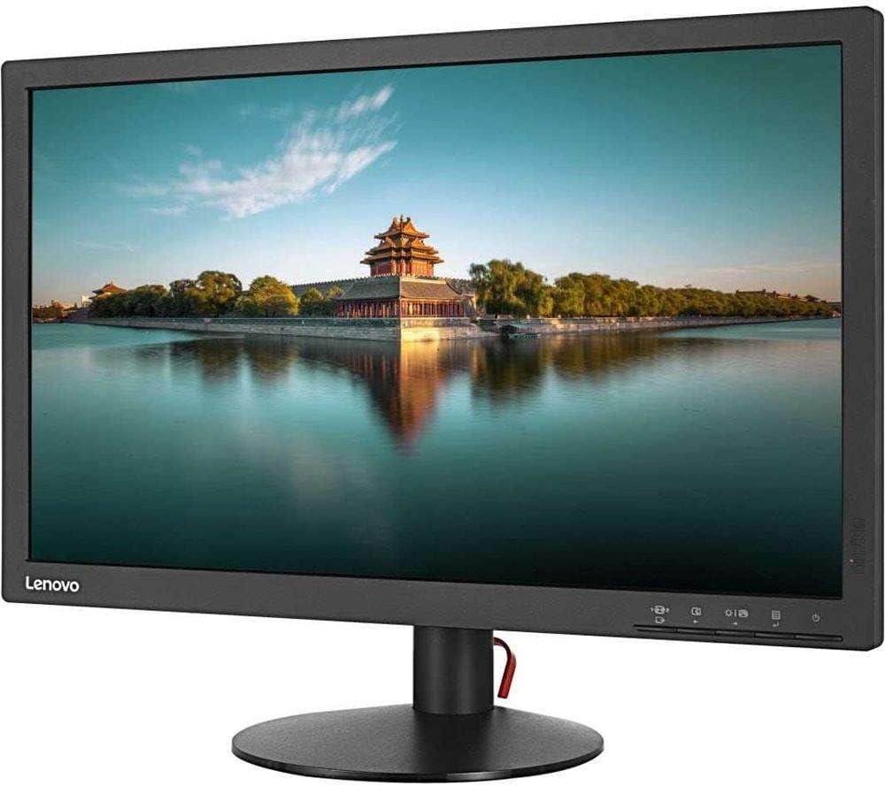 Lenovo 61B1JAR1US ThinkVision T2224d - LED monitor - 21.5 inch (21.5 inch viewable) - 1920 x 1080 Full HD (1080p) - VA - 250 cd/m2 - 3000:1 - 7 ms - V