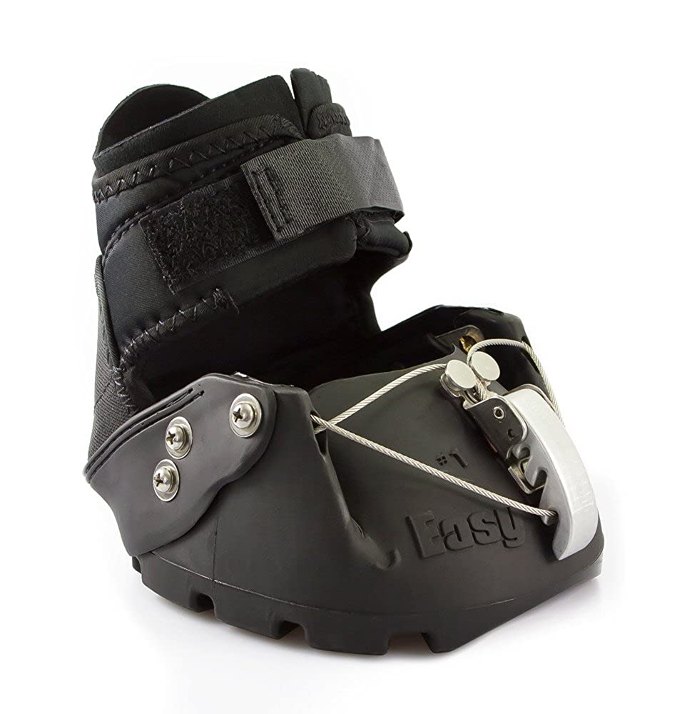 Black Size 1 Black Size 1 Easyboot Epic Horse Boot
