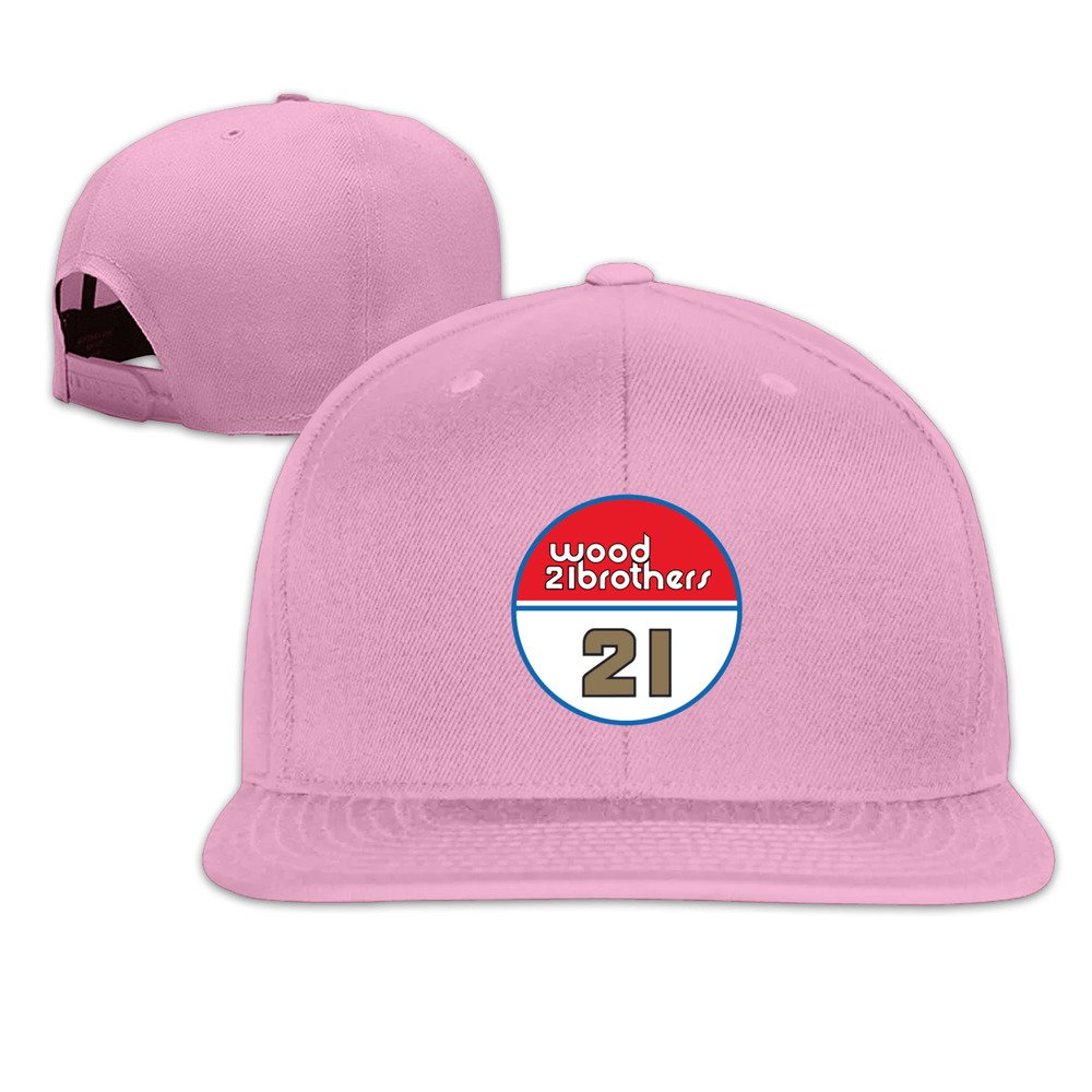 Amazon.com  Adult Wood Brothers Racing 21 Ryan Blaney Baseball Hat Pink  (6362317280051)  Books 5c1f5522c27