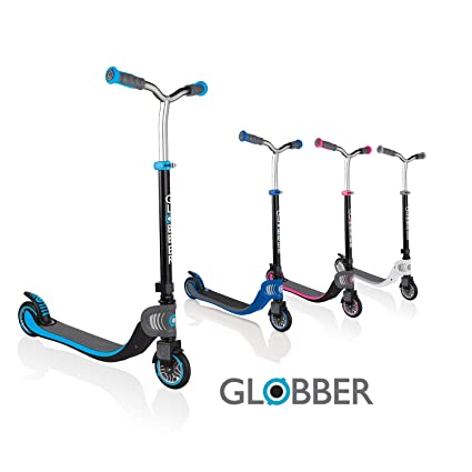 Globber Flow Foldable - Patinete Plegable Juventud Unisex ...