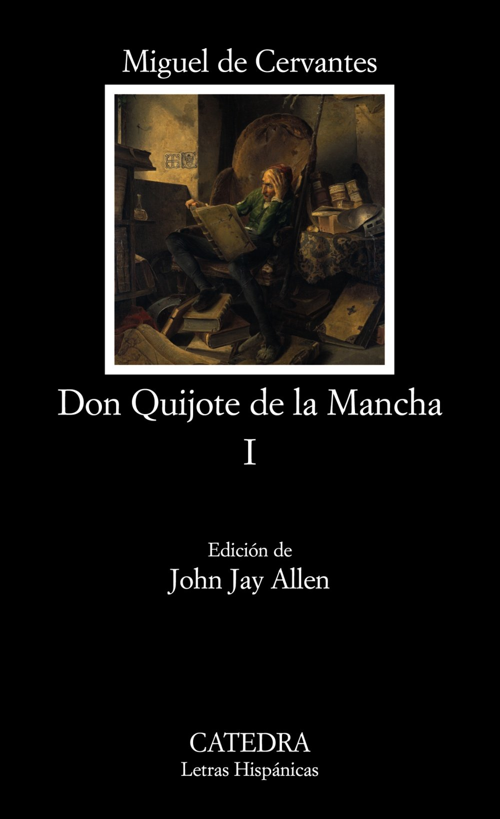 Download Don Quijote de la Mancha, I (COLECCION LETRAS HISPANICAS) (v. 1) (Spanish Edition) PDF