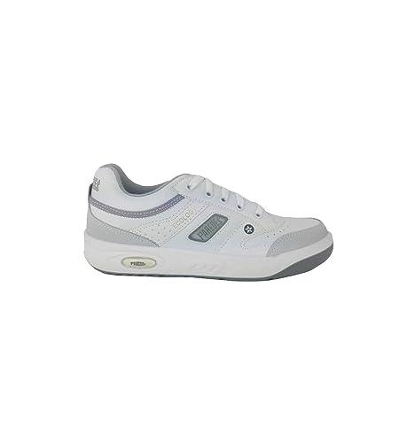 Paredes dp102 BL38 ecologico – Zapatos de trabajo O1 talla 38 BLANCO