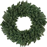Northlight 24'' Canadian Pine Artificial Christmas Wreath - Unlit