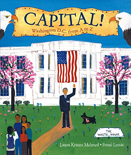 Download Capital!: Washington D.C. from A to Z pdf epub