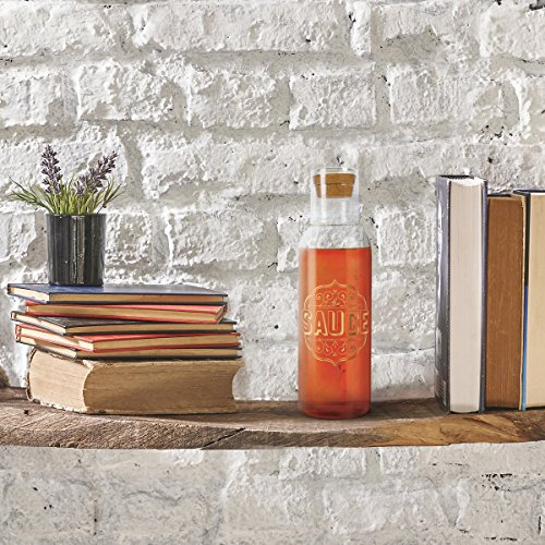 Fred-BOTTLED-UP-Personal-Decanter-And-Shot-Glass-Sauce