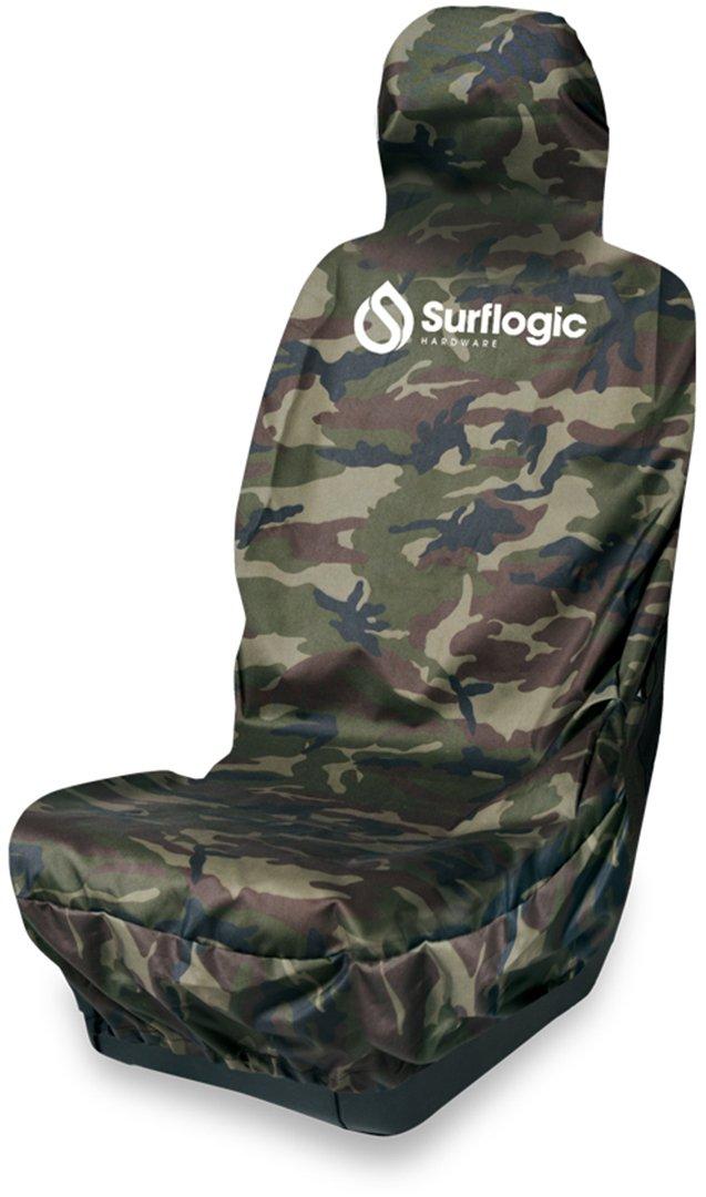SurfLogic Waterproof Seat Cover Camo