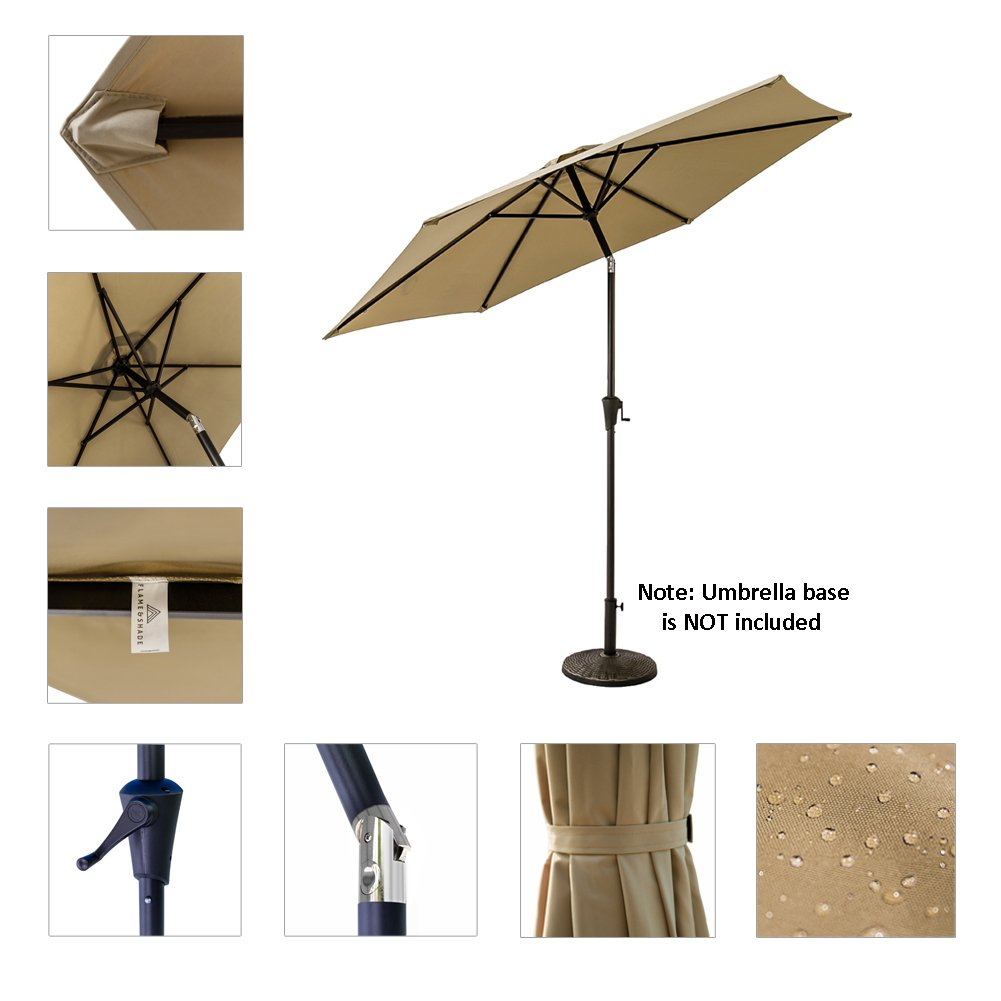Best Patio Umbrella Stylish And Affordable Outdoor Umbrellas
