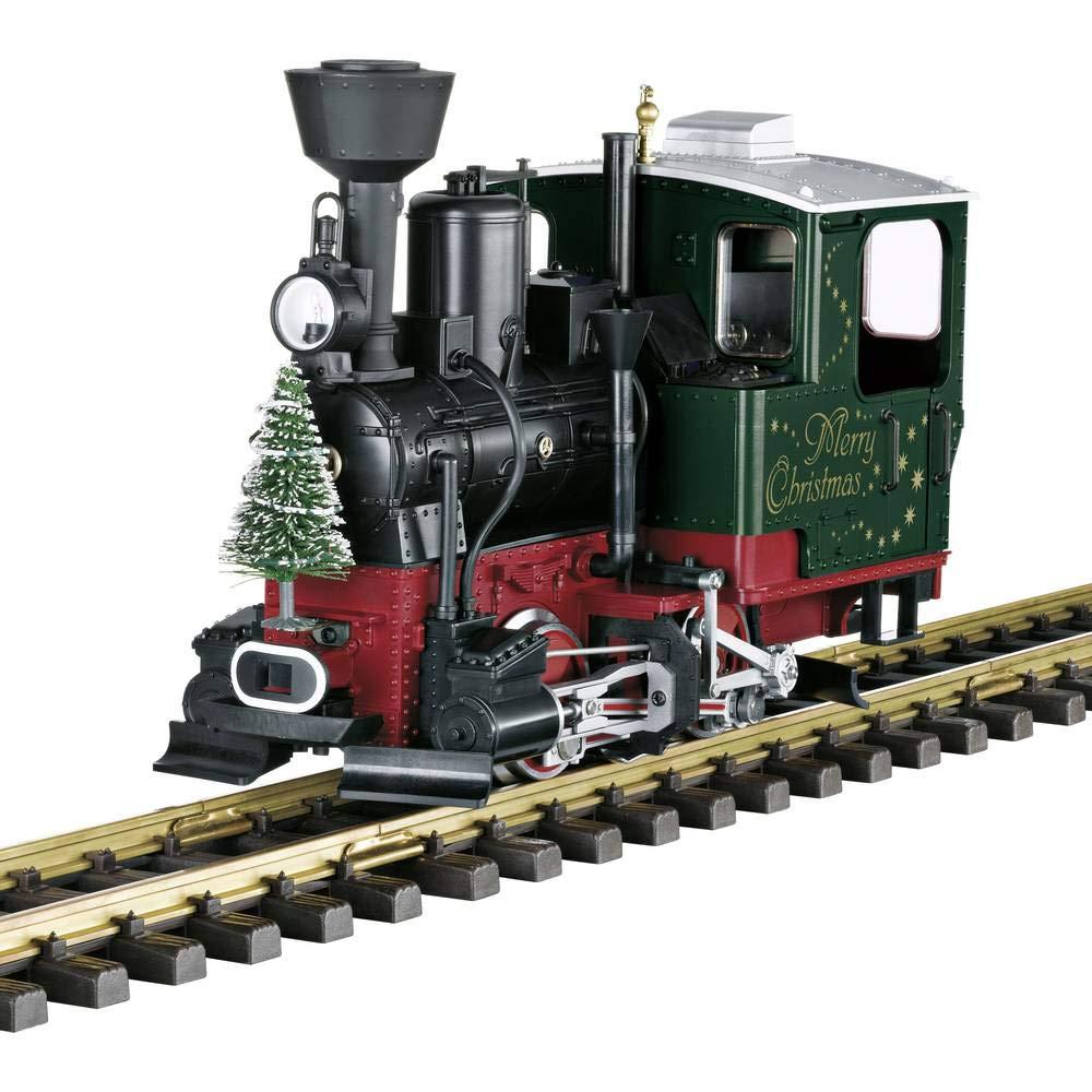 /Locomotiva a Vapore Natale LGB 20215/