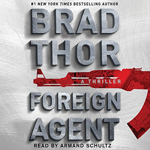 Foreign Agent: Scot Harvath, Book 15 Audiobook [Free Download by Trial] thumbnail