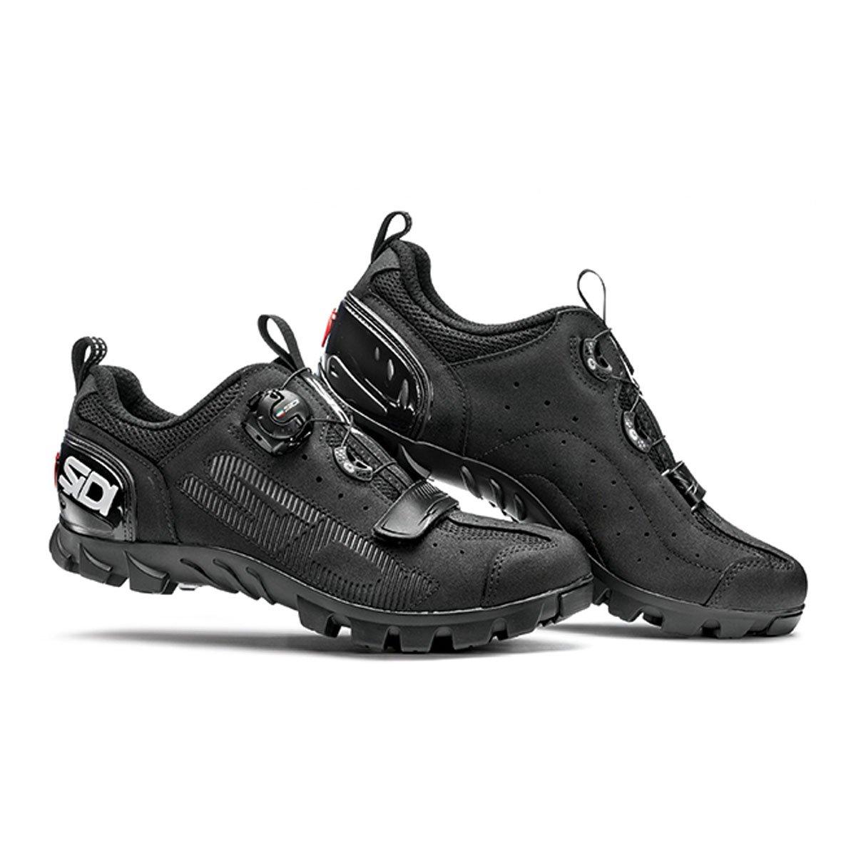 SD15 Hommes Chaussure Mountainbike Noir Sidi - EU 42