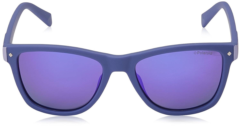 Polaroid Unisex-Erwachsene Sonnenbrille Pld 6036/S MF B3V, Violett (Violet/Grey), 53