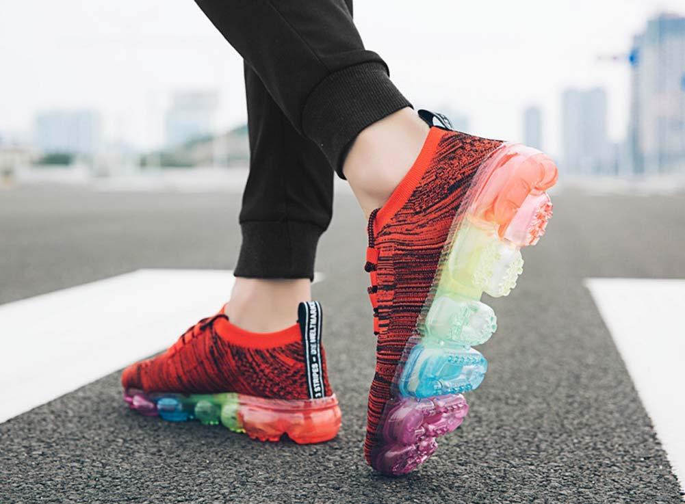DUUQILI Männer Frauen Running schuhe Sport und Outdoor Running Gym schuhe Running Mountain Schuhe Gym Running Running Komfortreis-Schuhe dbff59