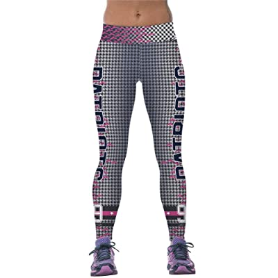 4PING Women's Football Team Digital Printing Sports Pants Elasticity Tight Fitness Pants Leggings