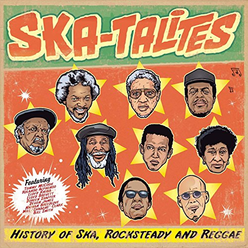 Free History Of Ska, Rocksteady And Reggae