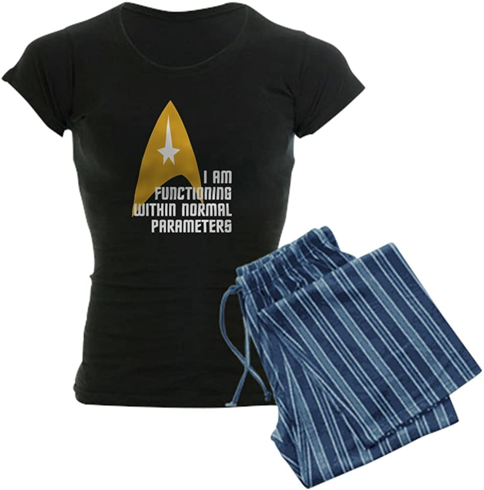 Womens Pajama Set Resistance is Futile CafePress