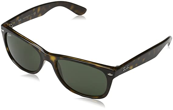 370aeff885 Amazon.com  Ray-Ban Women s New Wayfarer Square Sunglasses