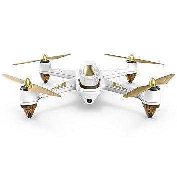 HUBSAN H501S X4 Drone Blanco Solo Drone Sin Transmisor: Amazon.es ...