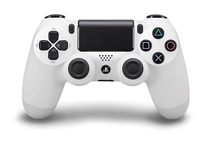 joistik per ps 4  PlayStation 4 - Controller Dualshock 4 Wireless, White per PS4 ...