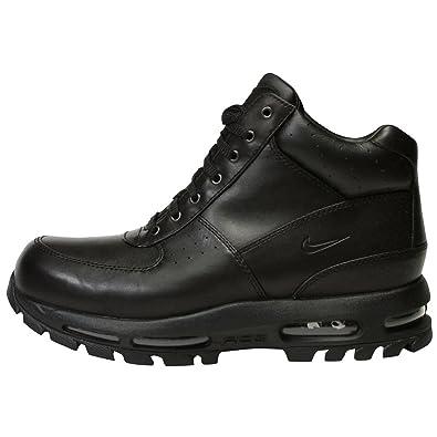nike mens acg air max goadome leather boots