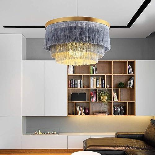 Romantic Tassel Pendant Lighting Chandeliers Creative Light Modern Ceiling Chandelier