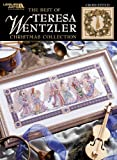 img - for The Best of Teresa Wentzler Christmas Collection (Leisure Arts #3631) book / textbook / text book