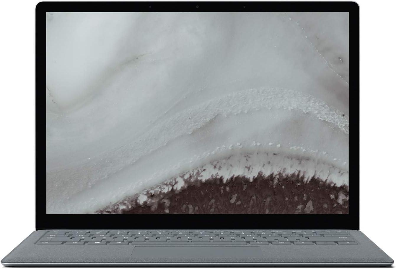 Microsoft Surface Laptop - Ordenador portátil ultrafino táctil 13.5 (Intel Core i7-7200U, 16GB RAM, 512GB SSD, Intel Graphics Iris Plus, Windows 10) ...