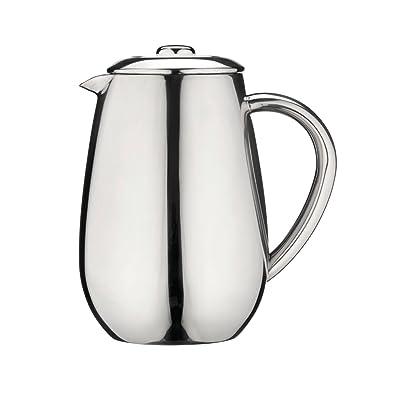 Grunwerg EFD-03 Cafetière Ole en acier inoxydable 3 tasses