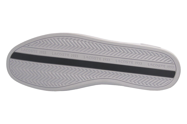 Herren Lacoste Europa Braun 417 1 Spm Sneaker Schuhe In Übergrößen CBrxodeW
