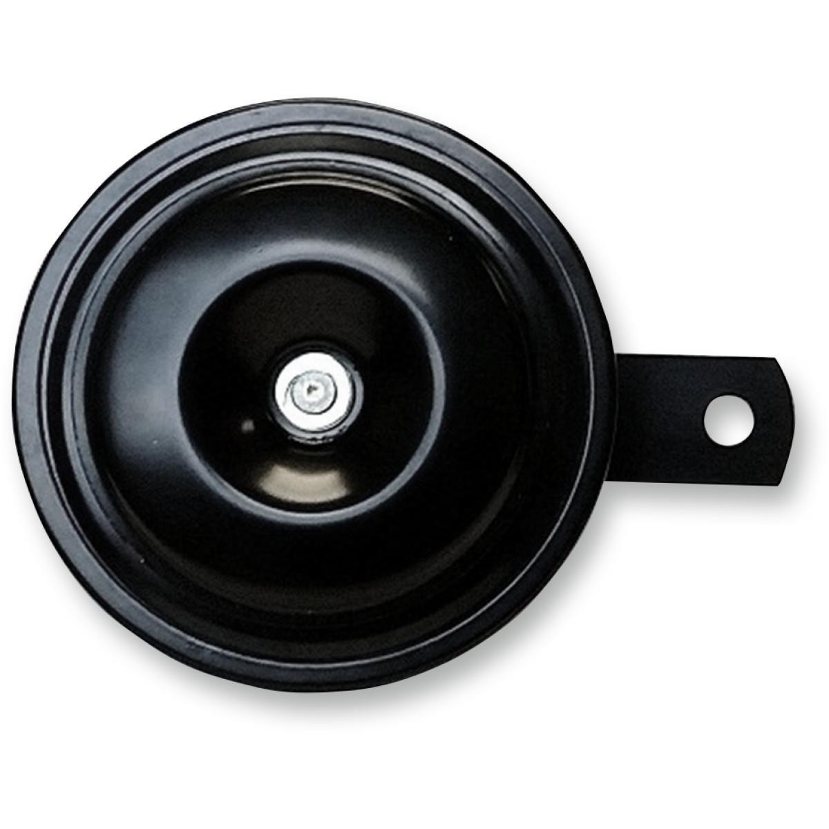 K&S Technologies 11-0200 12V Horn - 92MM Diameter - Black