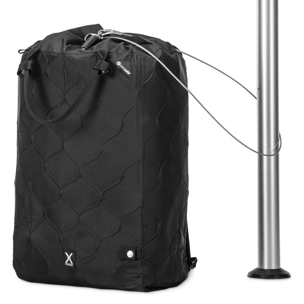 Pacsafe Travelsafe X25 Anti-Theft Portable Safe, Black by Pacsafe (Image #10)