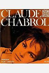Claude Chabrol (Movie Paperbacks) Paperback