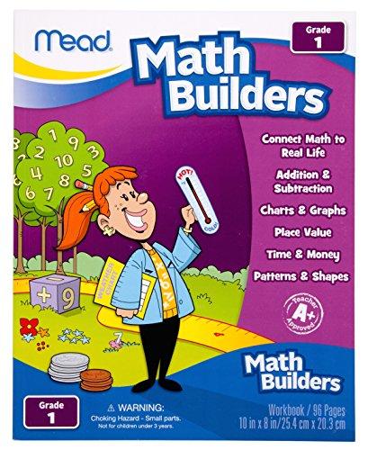 Mead Math Builders Grade 1 (48144)