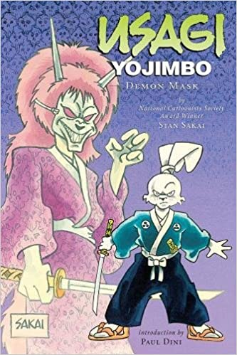 Usagi Yojimbo Volume 14: Demon Mask: Demon Mask v. 14