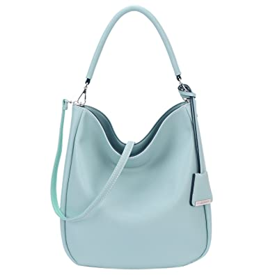 Image Unavailable. Image not available for. Color  DAVID - JONES  INTERNATIONAL Soft Leather Small Crossbody Hobo Bags ... 5d6012075ab23