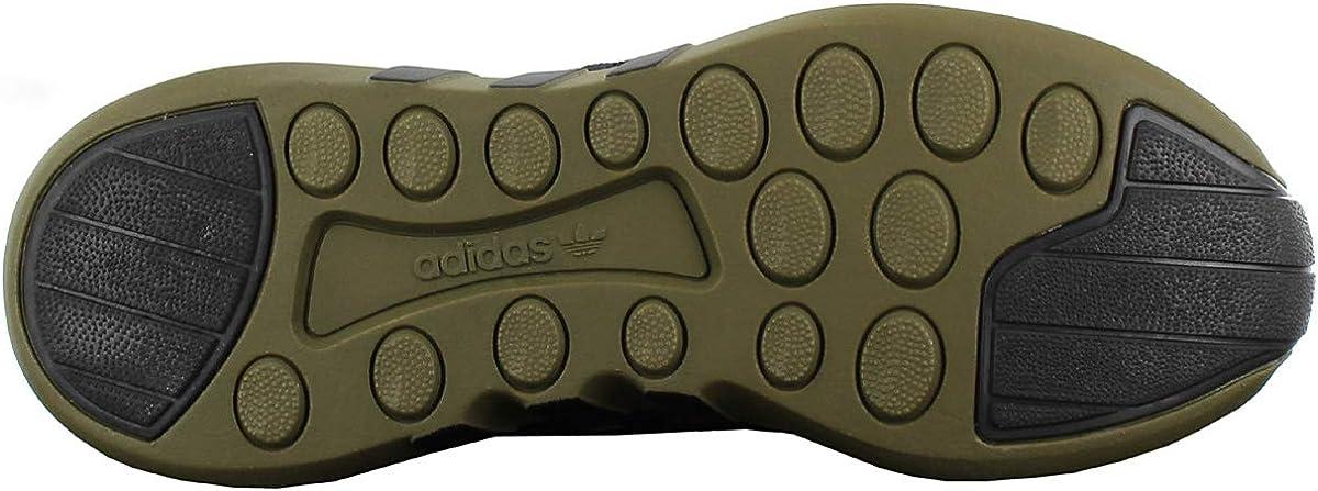 adidas Originals EQT Equipment Support ADV Messieurs Noir Olive Chaussures Homme Sneaker Baskets