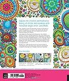 Tangled Circles and Mandalas: 52 Drawings to Finish