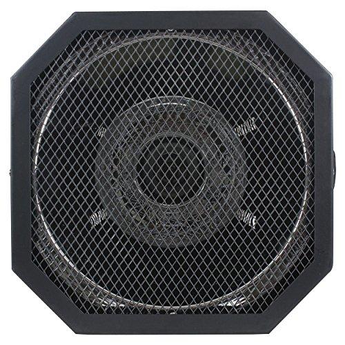 Package: American DJ UV Canon 400 Watt High Powered Blacklight + American DJ PC-100A 8-Switch Rack Mount On/Off AC Power Strip Source by American DJ (Image #1)