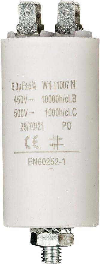 Fixapart Kondensator 6 3uf 450 V Boden Elektronik