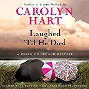 Laughed 'Til He Died: A Death on Demand Mystery | Carolyn Hart