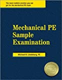 img - for Mechanical PE Sample Examination by Michael R. Lindeburg PE (2004-07-01) book / textbook / text book