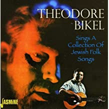Sings A Collection Of Jewish Folk Songs