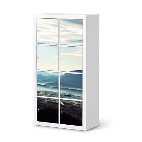 Mobili adesivo per Ikea Kallax Regal 8 porta elementi | Mobili ...