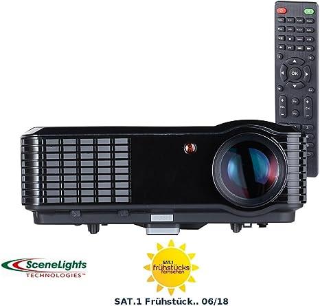 Proyector de LED: LCD de Scene Lights LB de 9300 V2 con ...