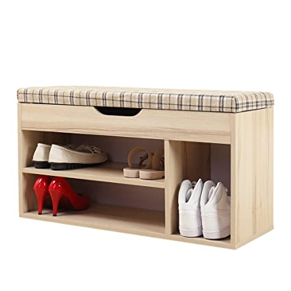 Exceptional Soges Storage Bench Storage Hall Shoe Bench Rack With Storage White, M018 F