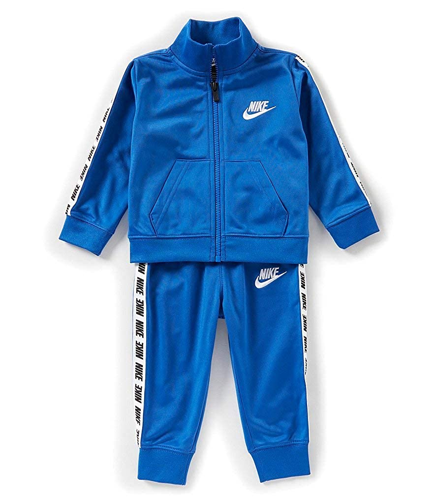 2a6543bda7d Amazon.com  NIKE Children s Apparel Baby Boys Tricot Track Suit 2-Piece Set