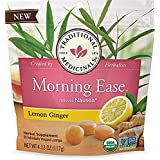 Traditional Medicinals Morning Ease Anti-Nausea Lozenges