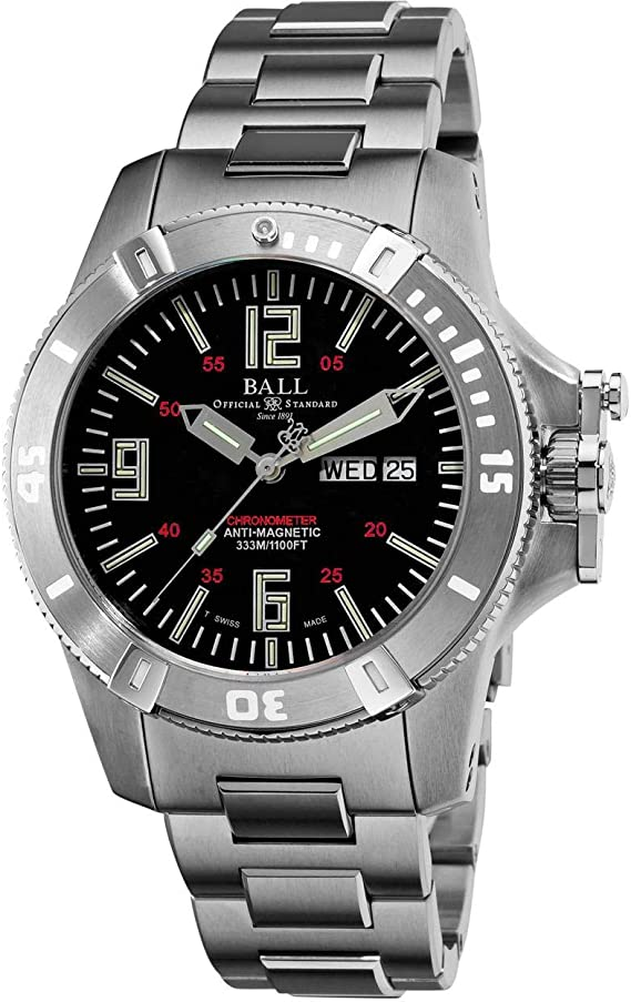 Reloj Ball Engineer Hydrocarbon Spacemaster Glow, COSC