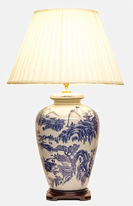 Uks largest range of oriental lamps large oriental ceramic uks largest range of oriental lamps large oriental ceramic table lamp m8990 aloadofball Image collections