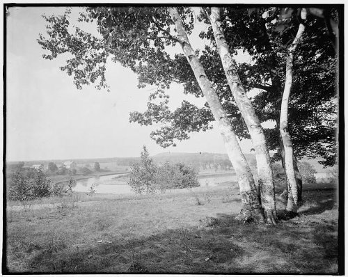 Photo: Valley,Winooski River,water bodies,Ethan Allen - Vermont Burlington Shopping