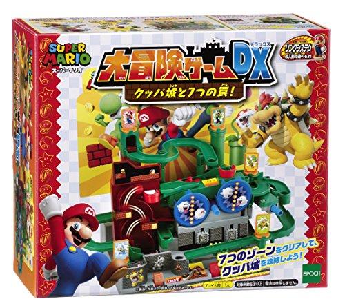 スーパーマリオ 大冒険ゲームDX クッパ城と7つの罠!